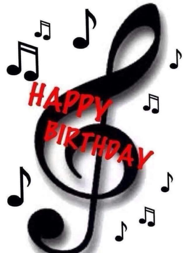 happy birthday music clipart 20 free Cliparts | Download ...