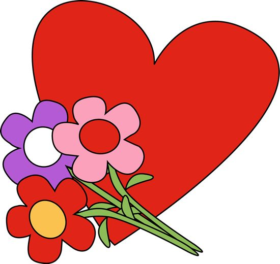 happy valentines day clipart flowers 20 free Cliparts ...