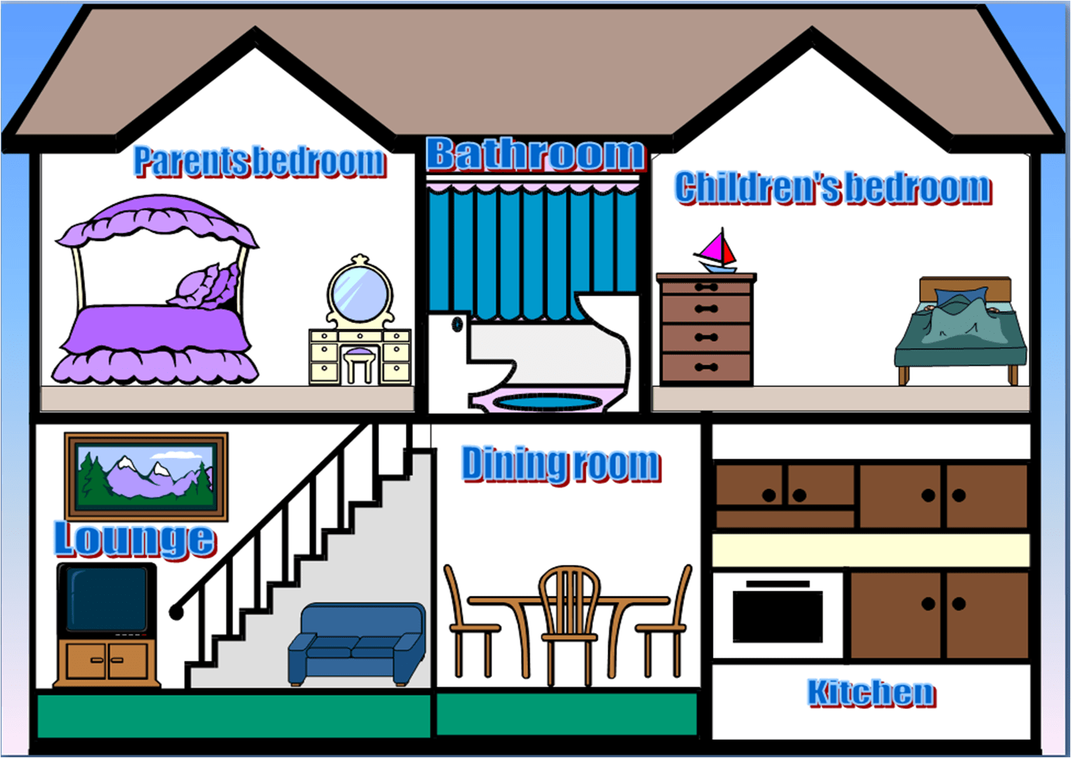 House Name Clipart 20 Free Cliparts