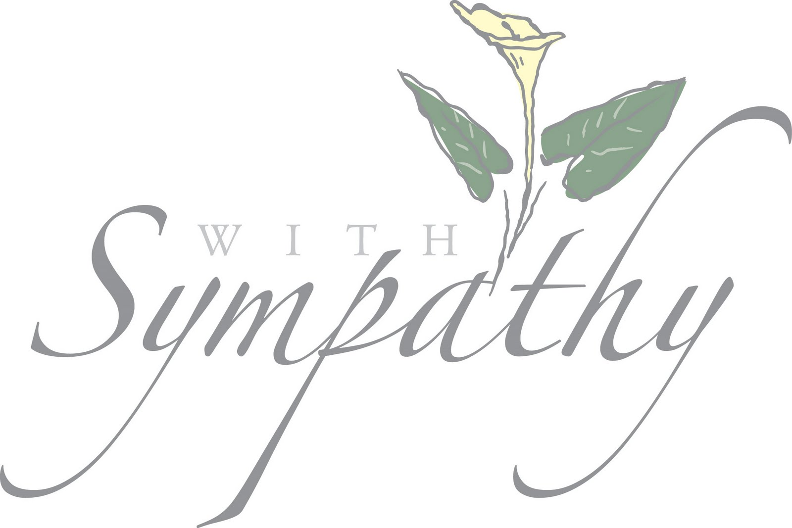 In Sympathy Clipart