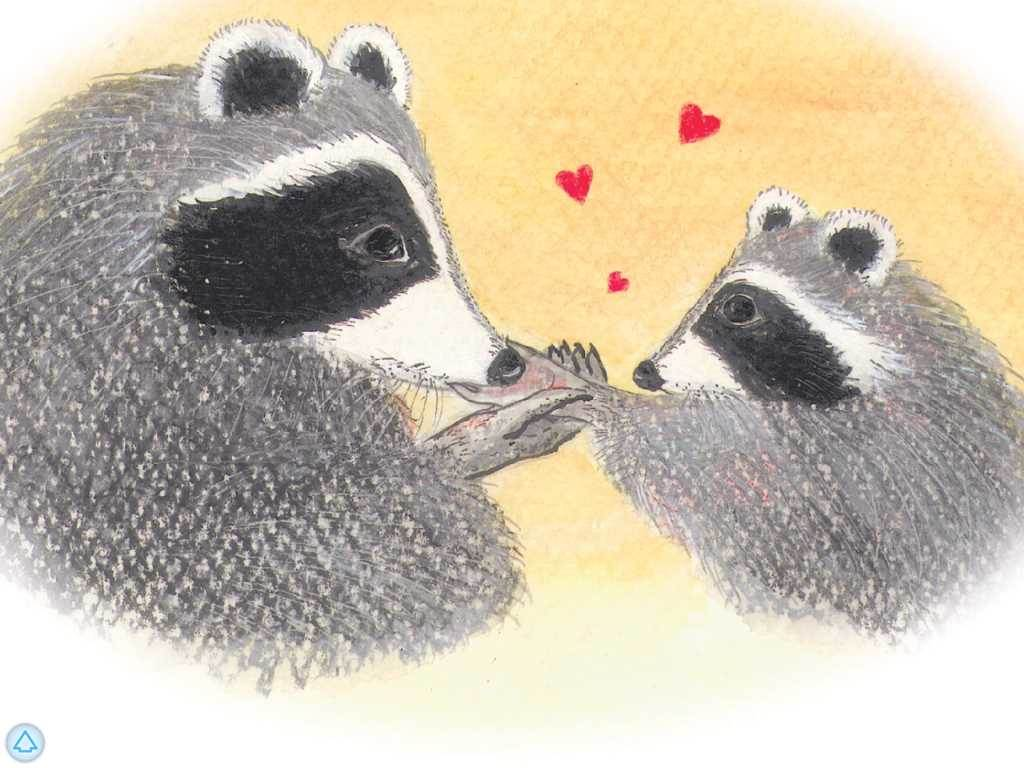 Kissing Hand Raccoon Clipart 20 Free Cliparts