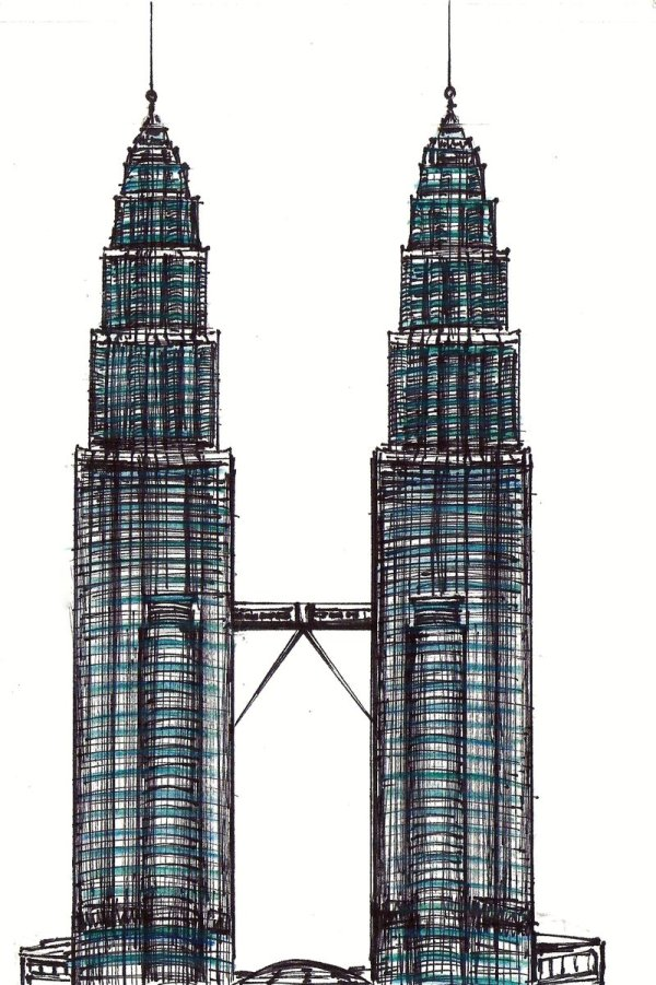 Klcc tower clipart 20 free Cliparts | Download images on ...