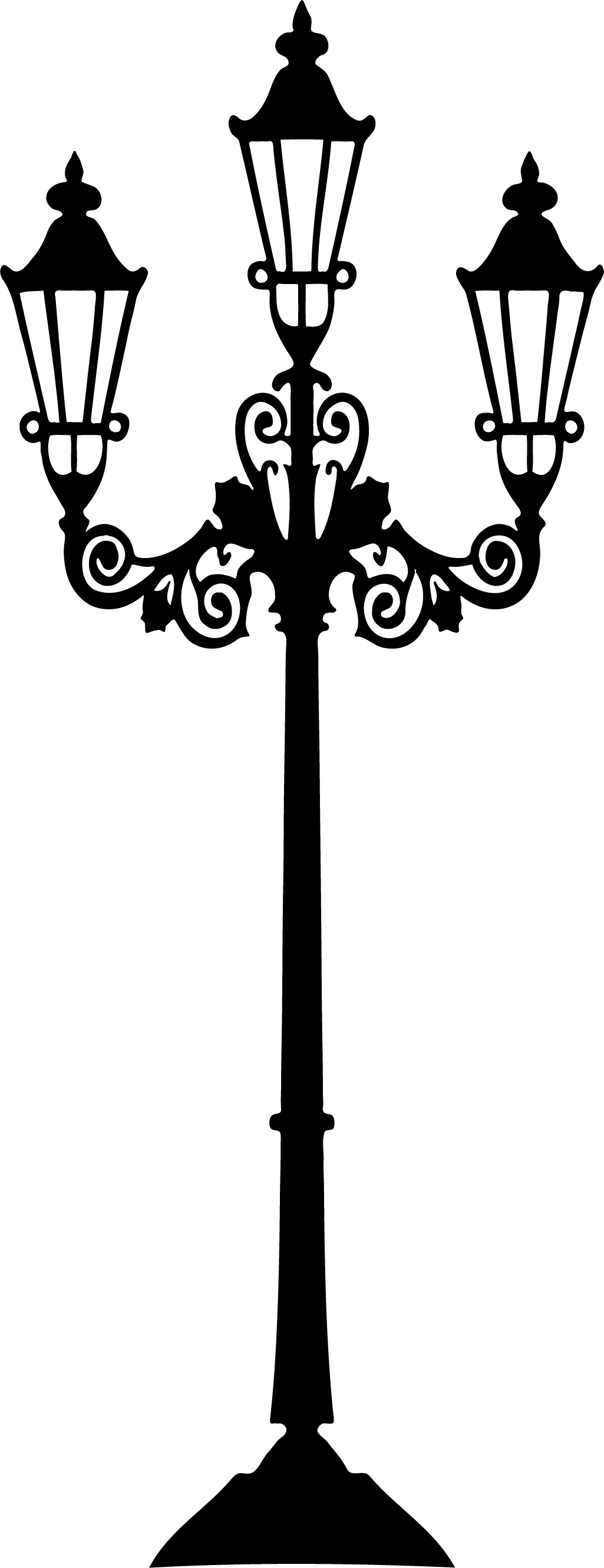 Lamp Pole Clipart
