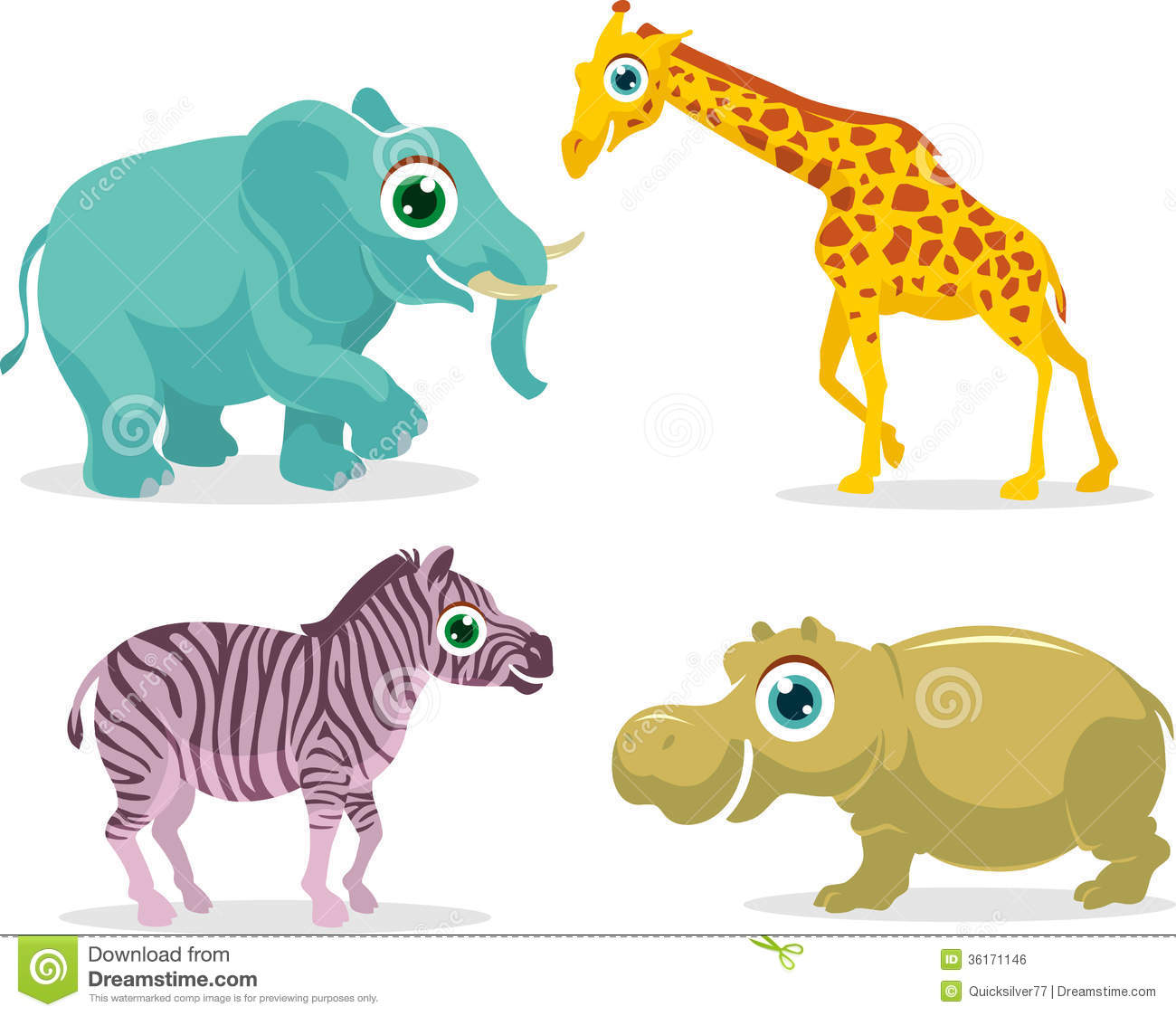 Land Animal Clipart 20 Free Cliparts