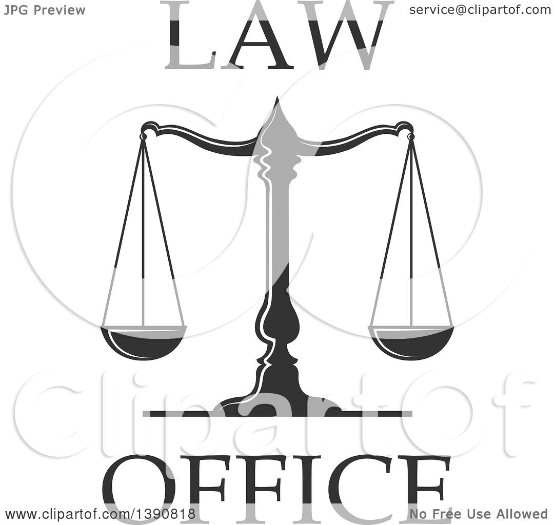 Law Office Clipart