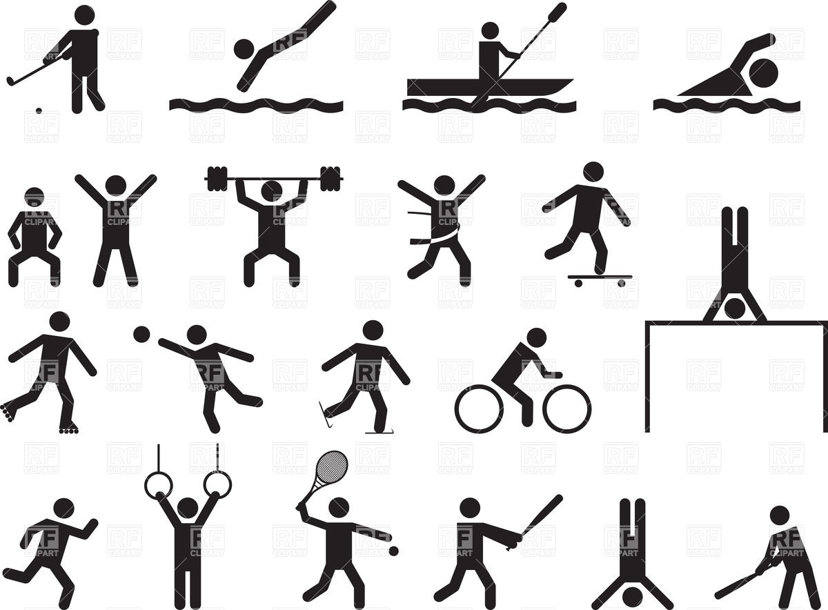 Pictograms Clipart 20 Free Cliparts
