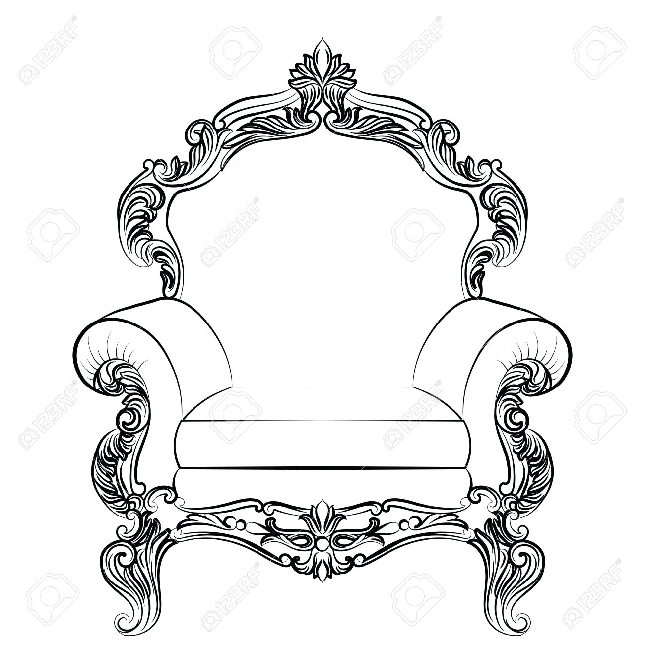 Luxurious Clipart