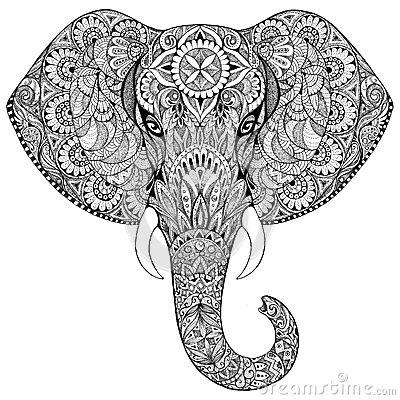 Mandala Animal Clipart Clipground