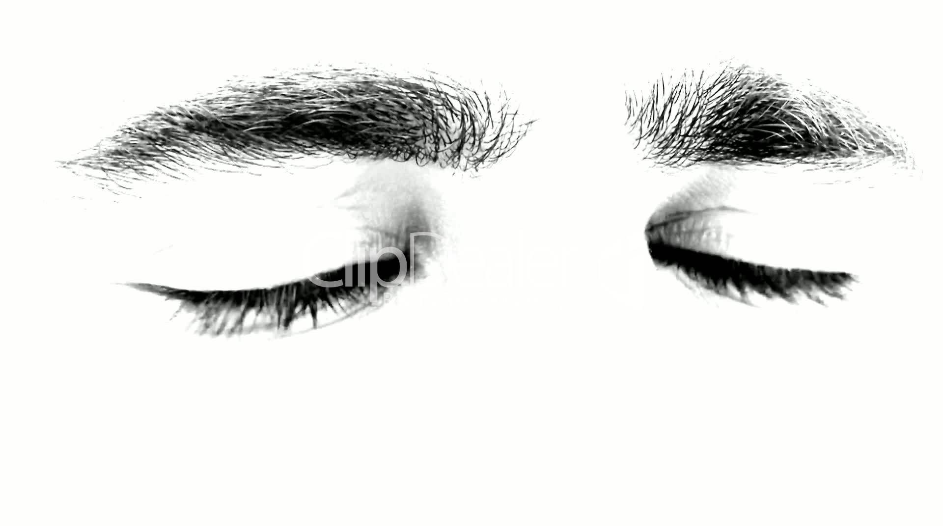Mans Eyes Clipart