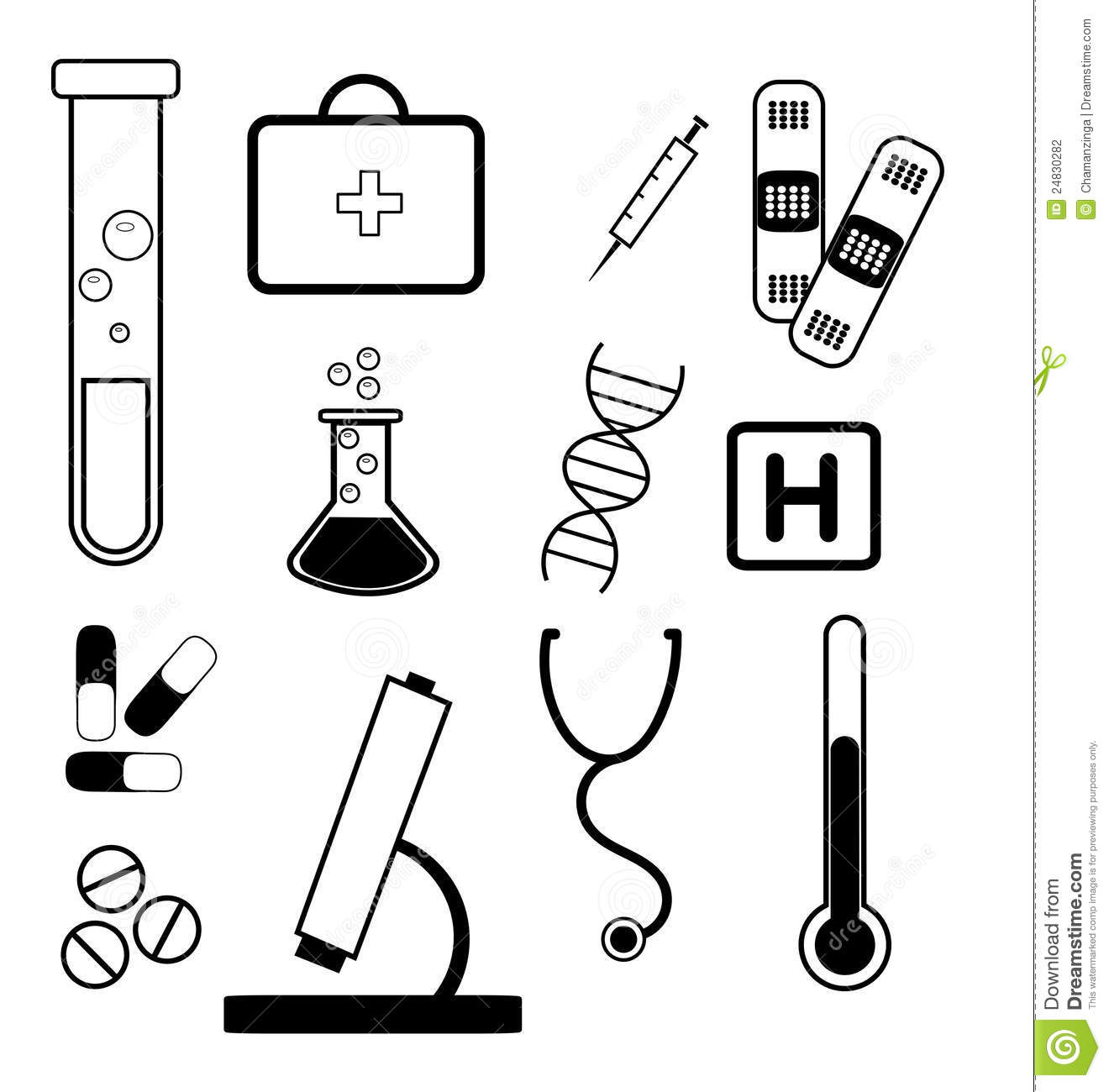 Medical Supply Clipart