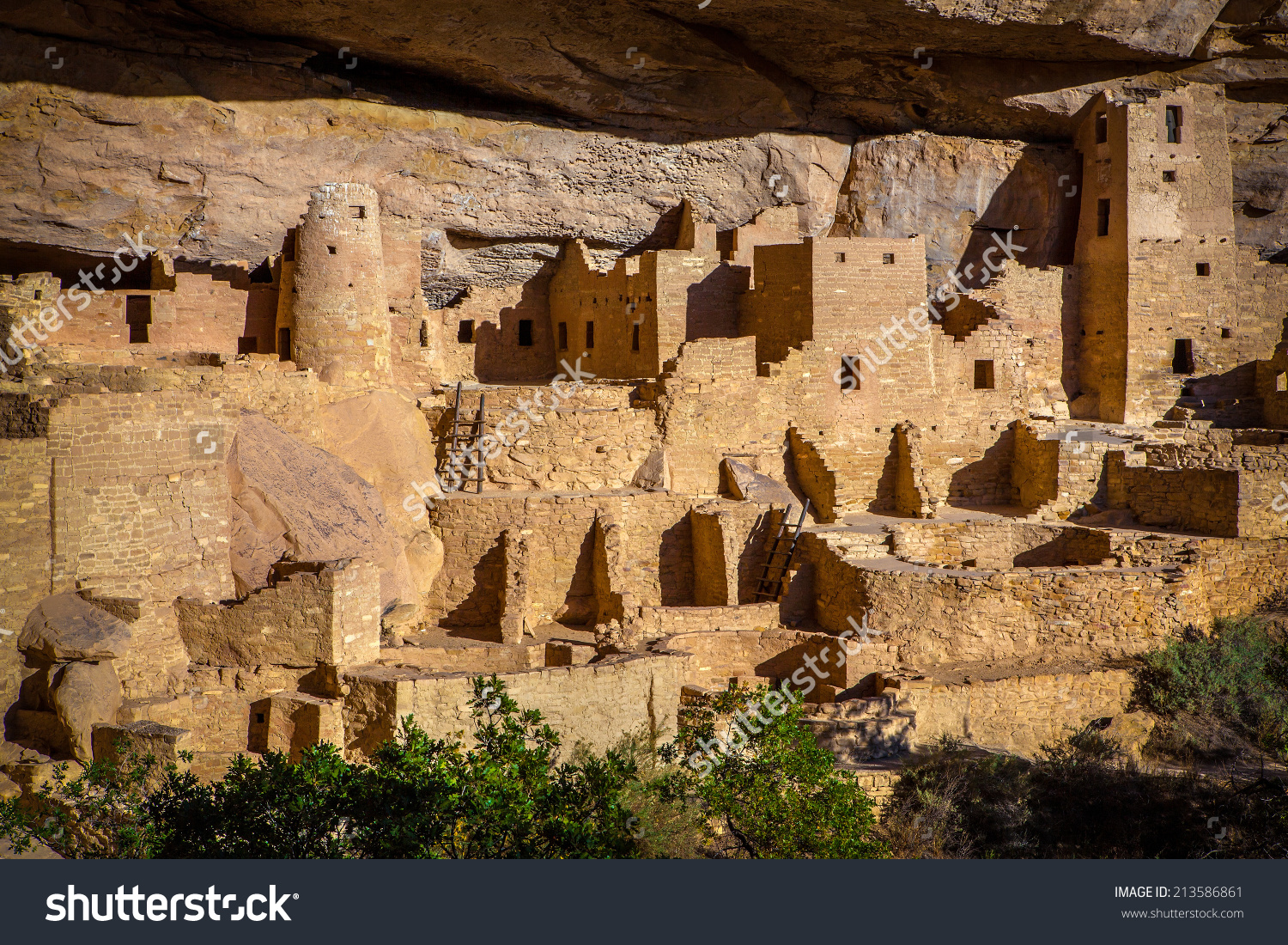 Mesa Verde National Park Clipart