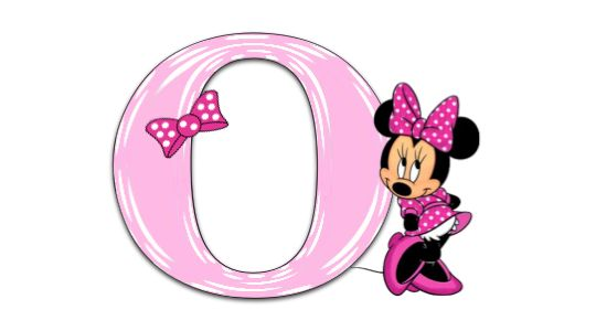 Minnie Mouse On The Letter S Clipart 20 Free Cliparts