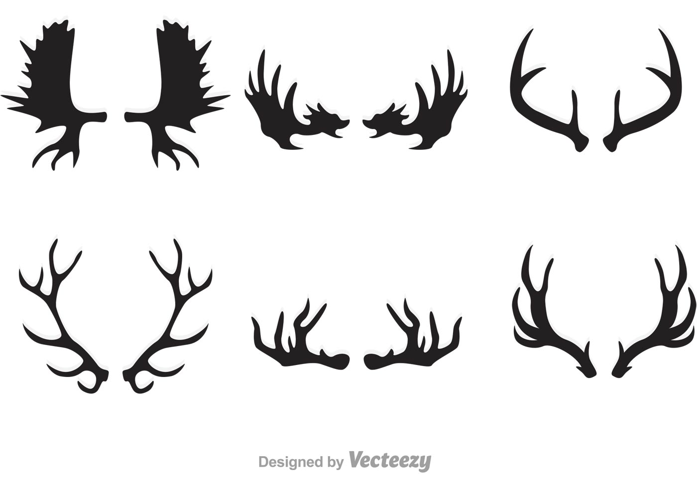 Moose Horn Clipart 20 Free Cliparts