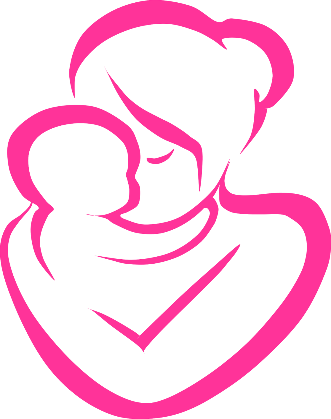 Download mother child love clipart 20 free Cliparts   Download ...