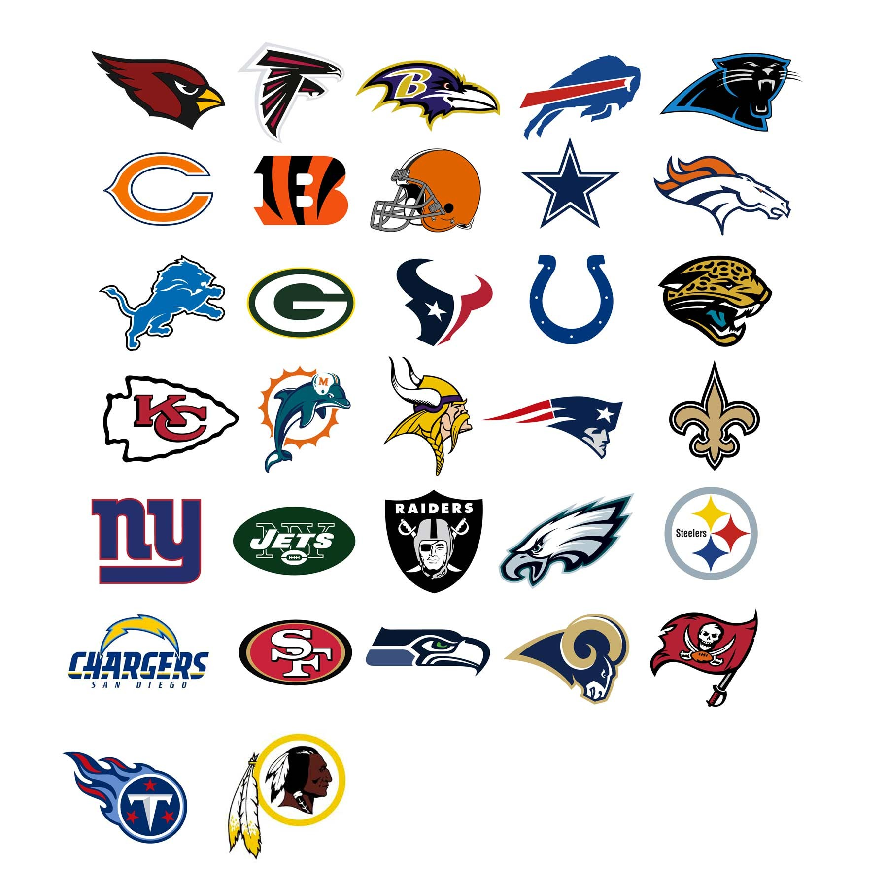 Nfl Teams Clipart Clipground