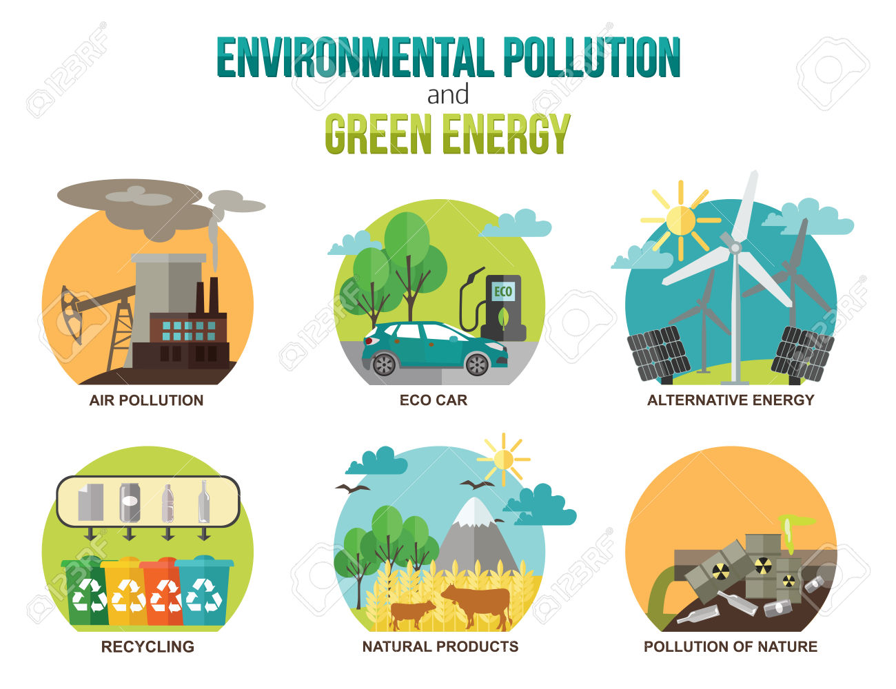 Natural Pollution Clipart 20 Free Cliparts