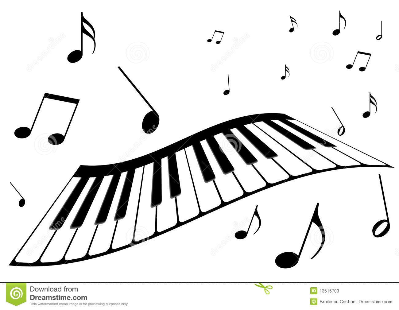 Piano Music Clipart 20 Free Cliparts