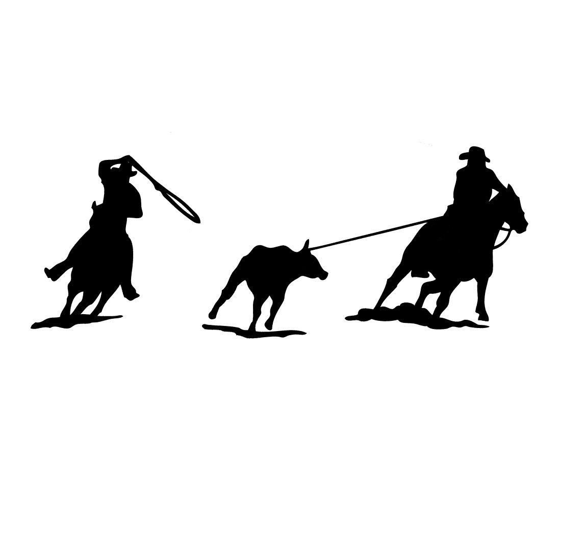 Roping Clipart