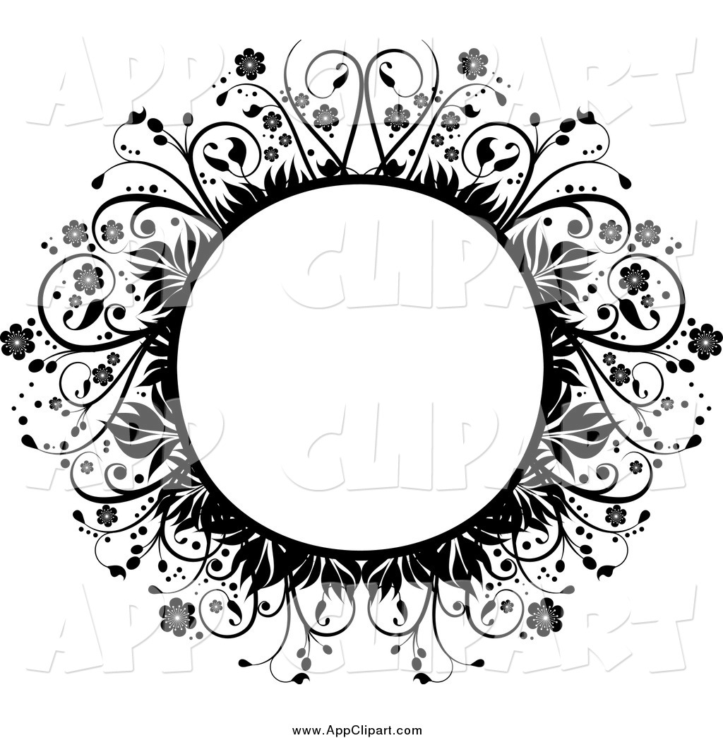 Round Flowers Clipart 20 Free Cliparts