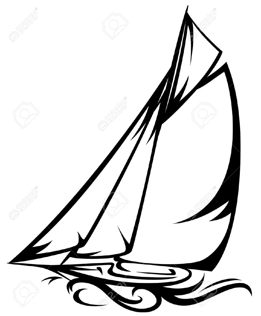 Sail Masts Clipart 20 Free Cliparts