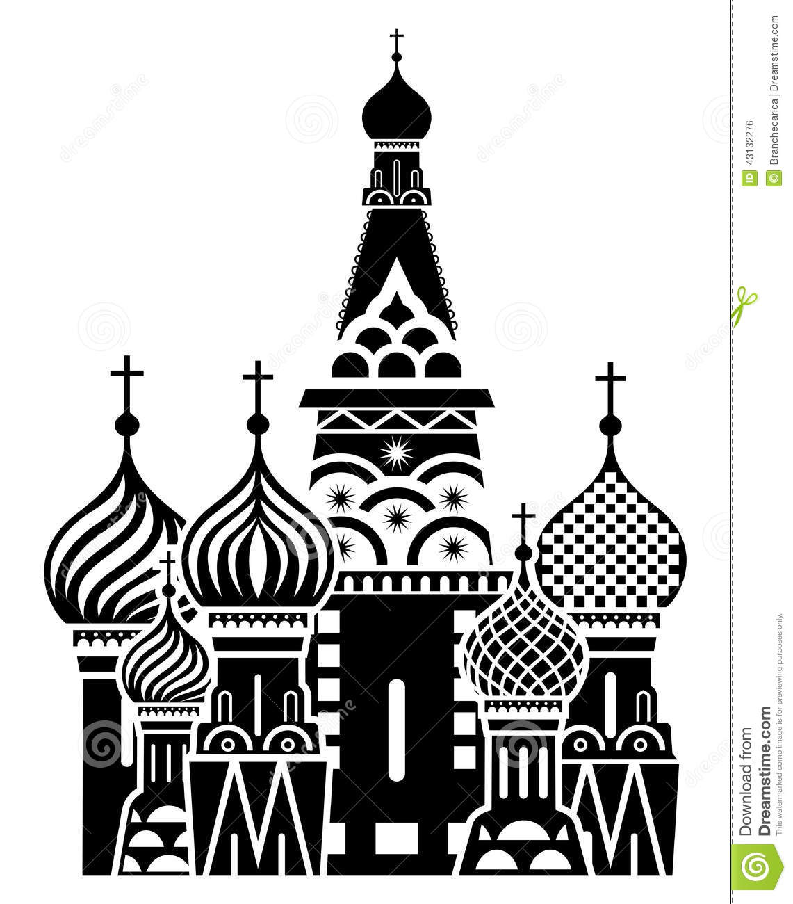 St Basil S Cathedral Clipart 20 Free Cliparts