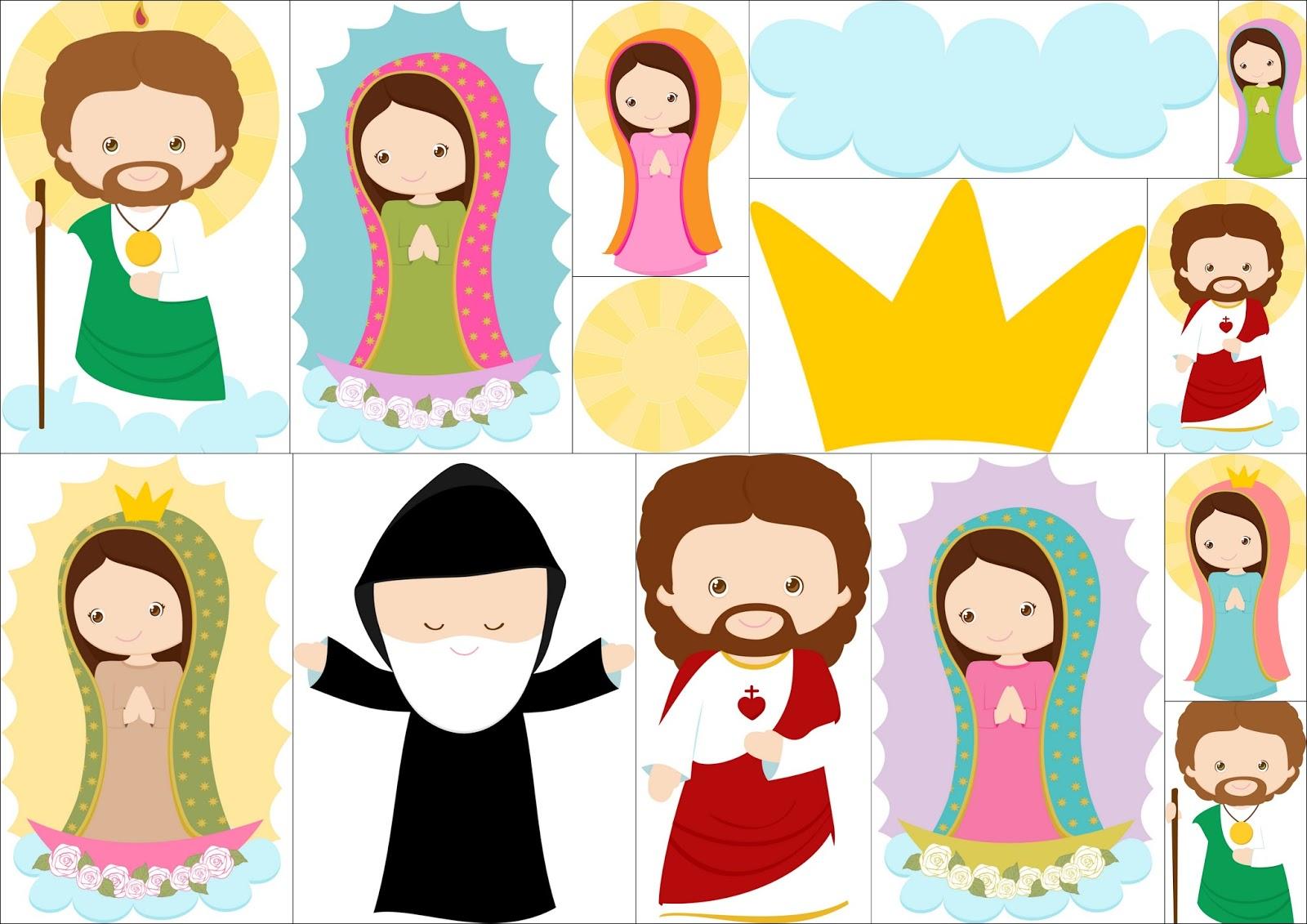 Comunion Para Virgencita Primera Plis