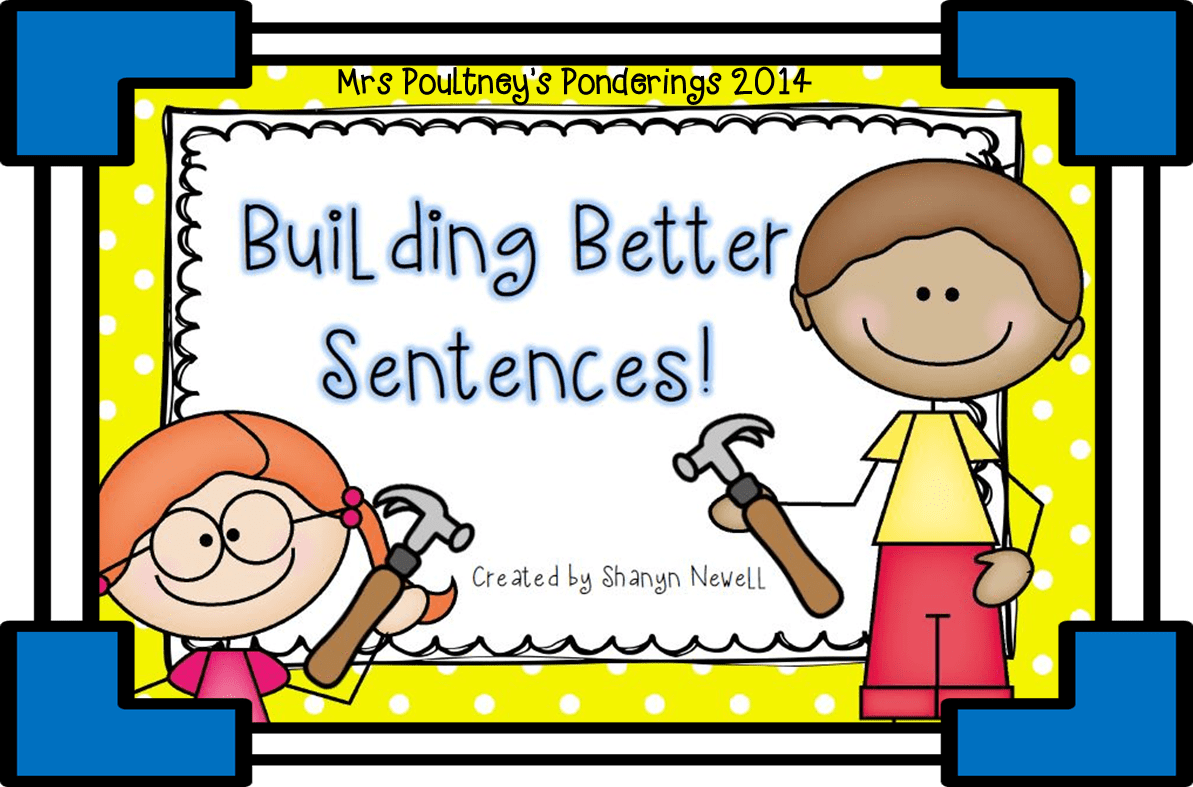 Sentence Construction Clipart