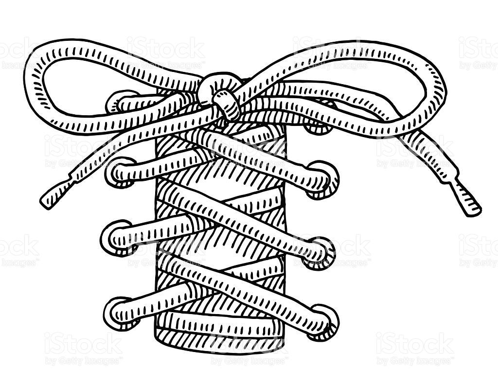 Shoelaces Clipart