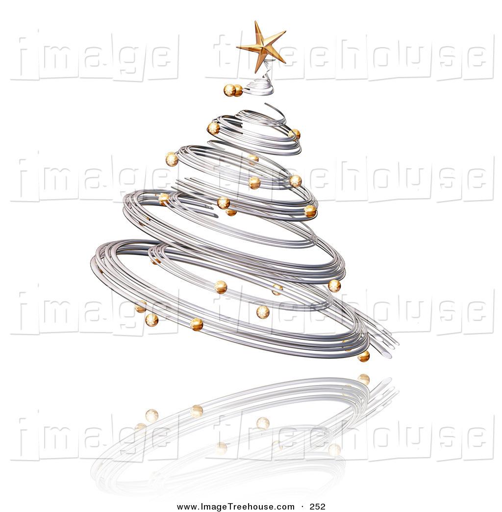 Silver Tree Ornament Clipart 20 Free Cliparts