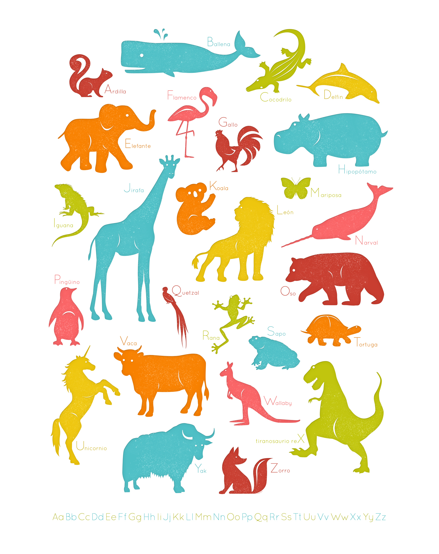 Spanish Animal Clipart 20 Free Cliparts