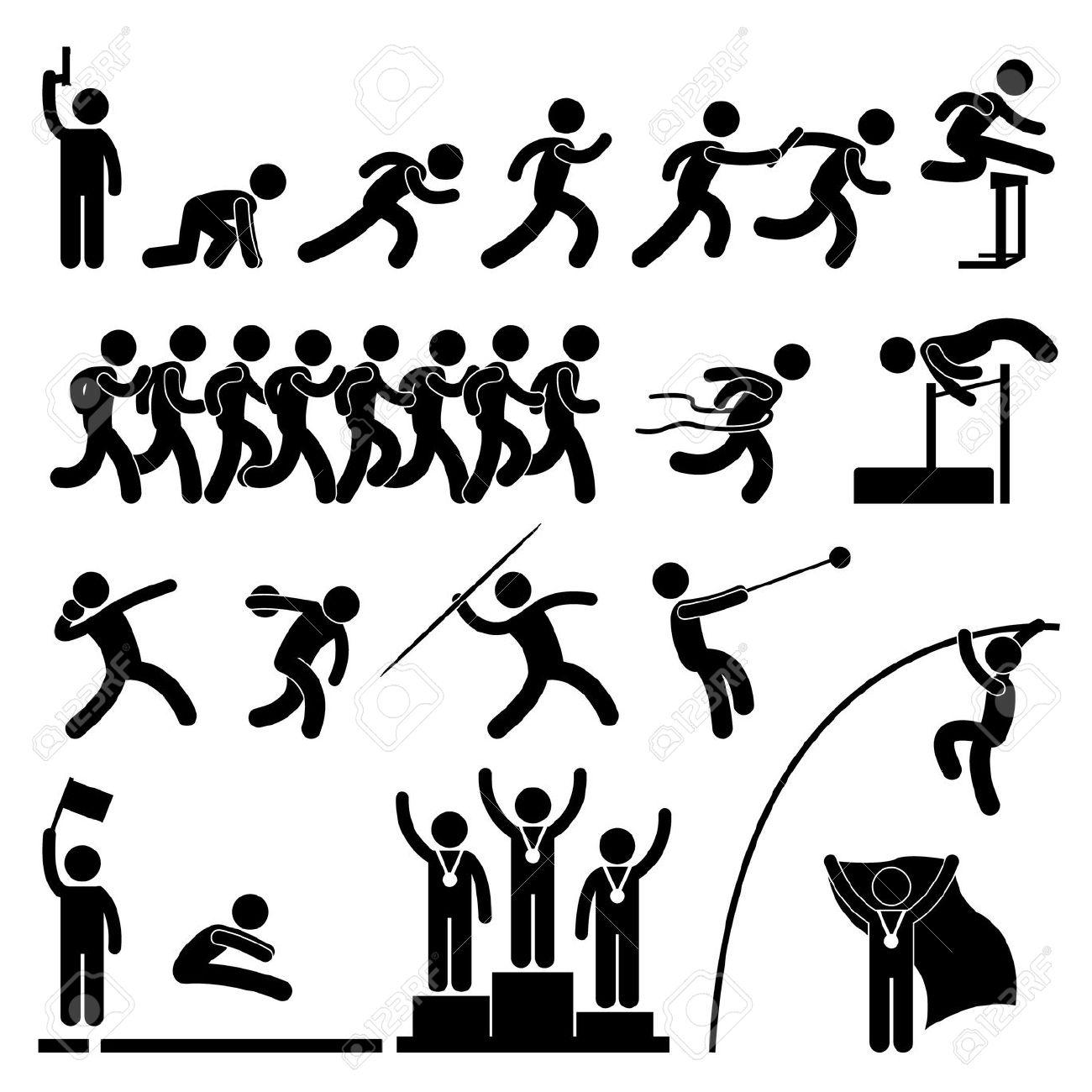 Sport Event Clipart