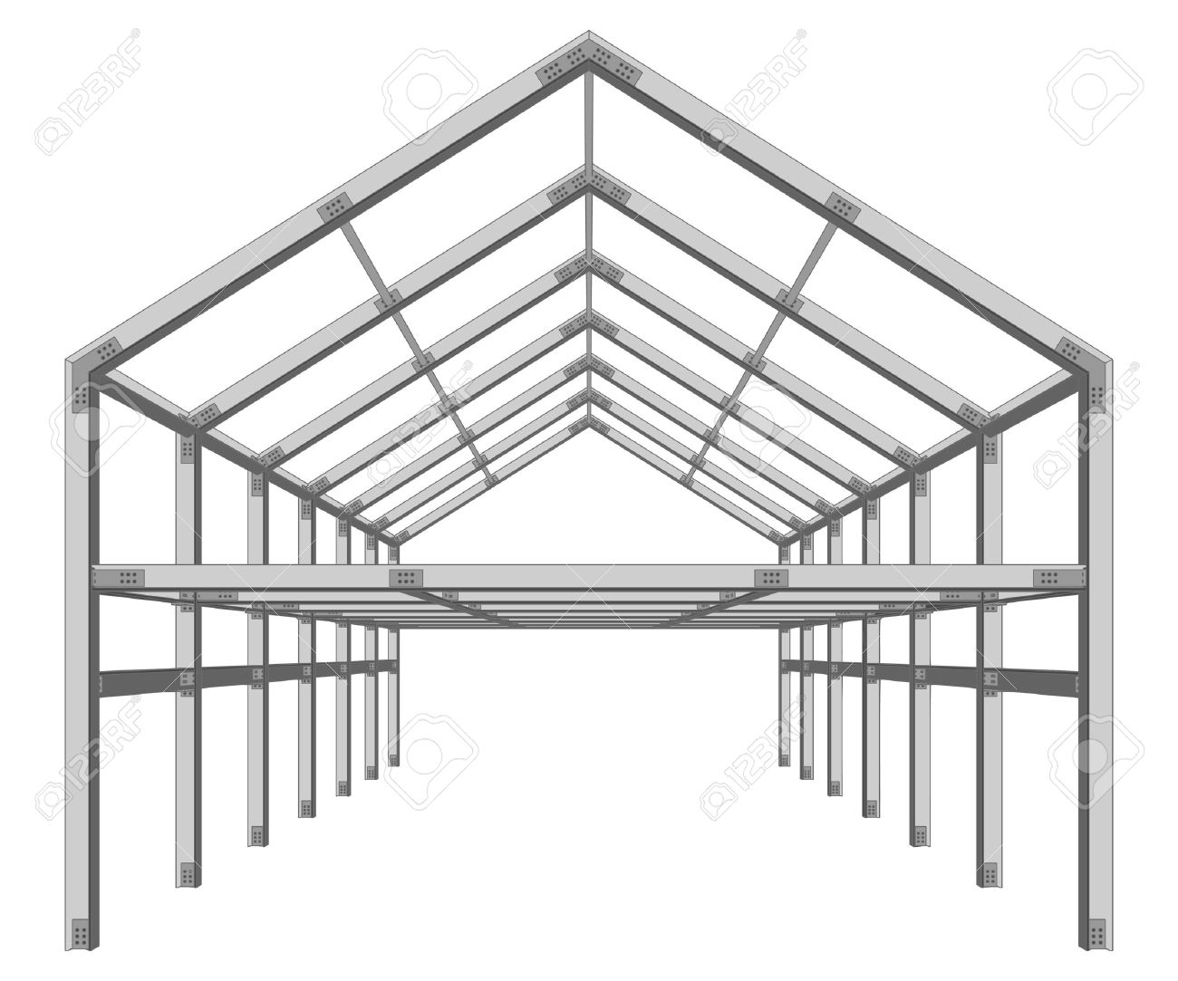Steel Building Clipart 20 Free Cliparts
