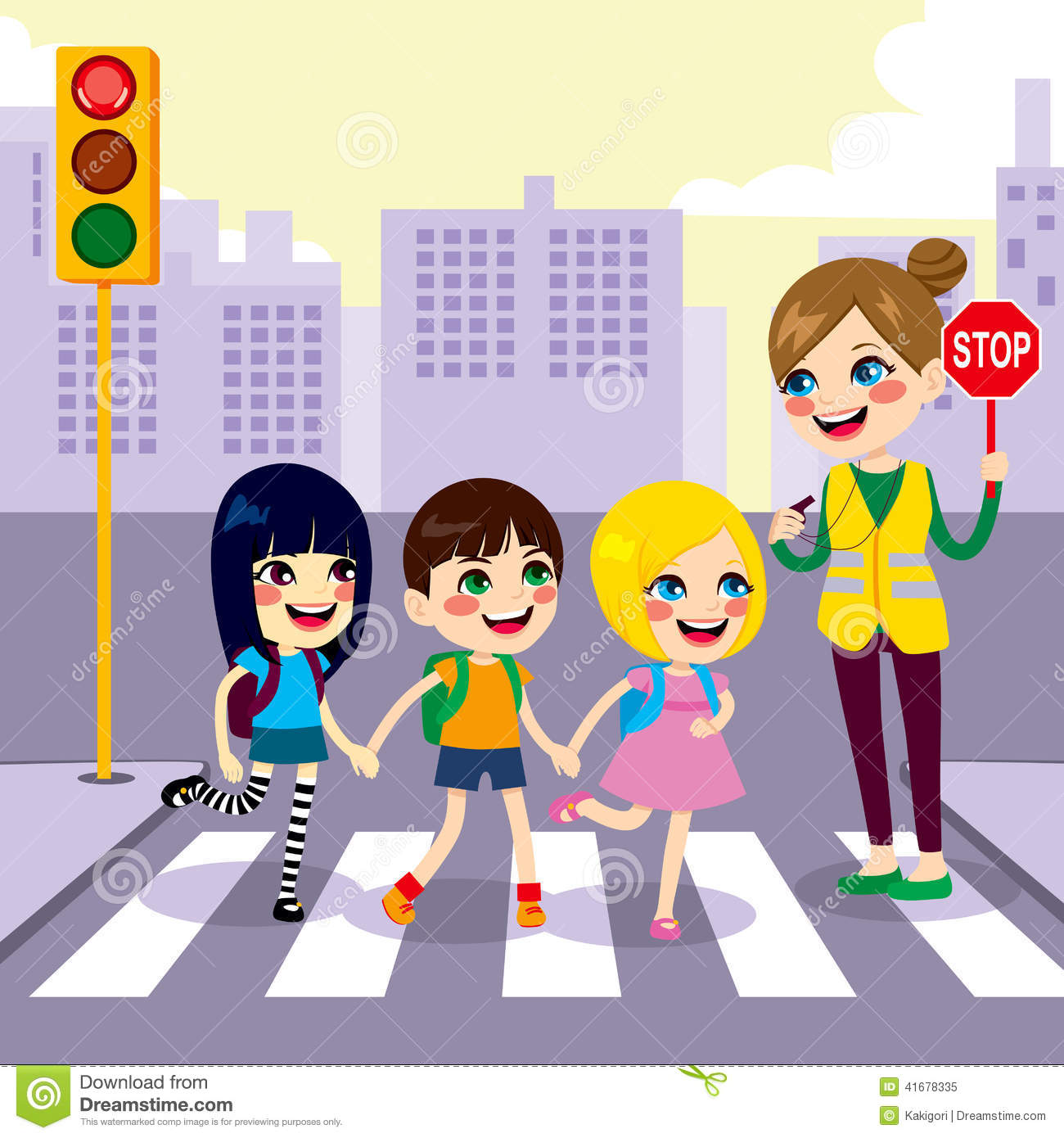 Street Safety Clipart 20 Free Cliparts