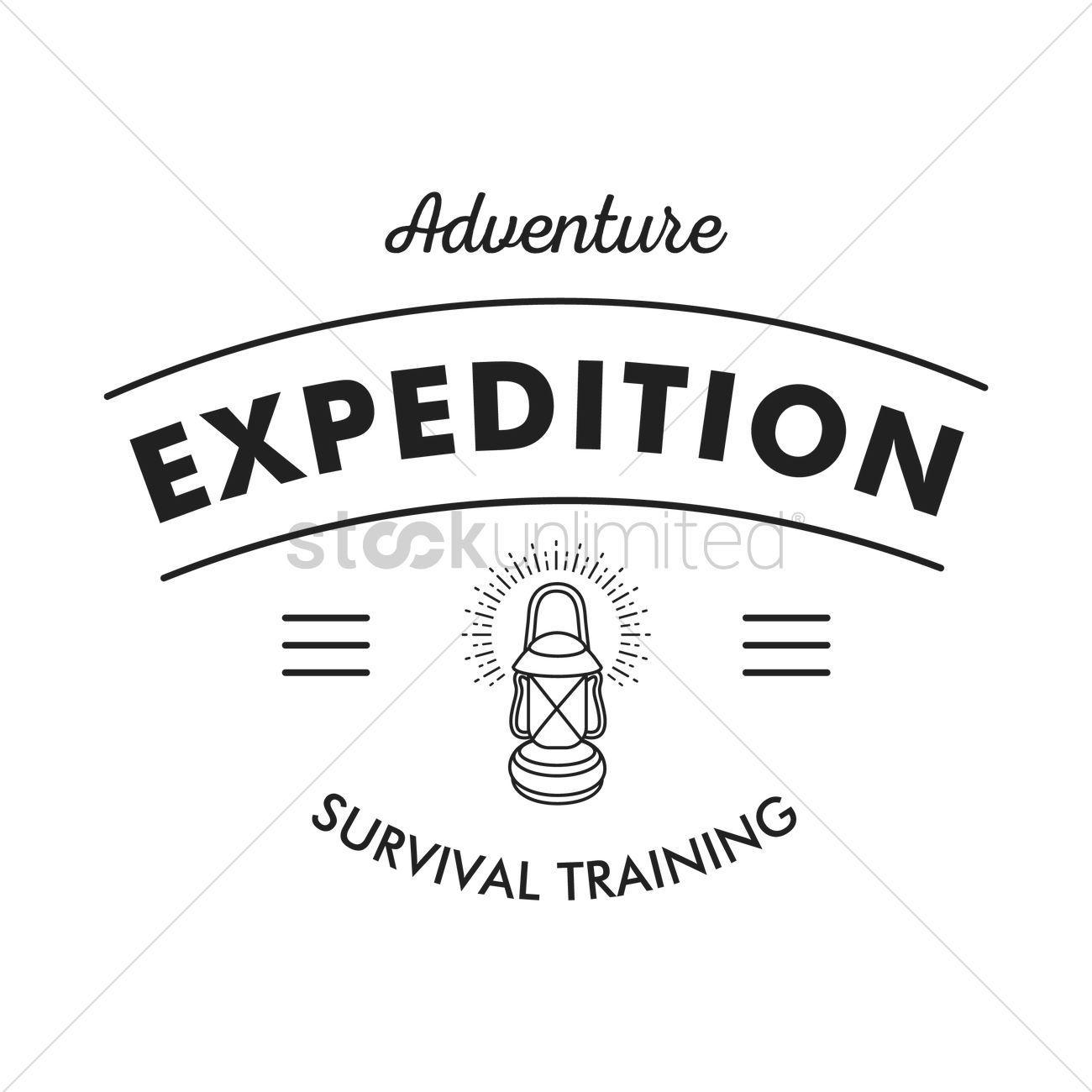 Survival Training Clipart