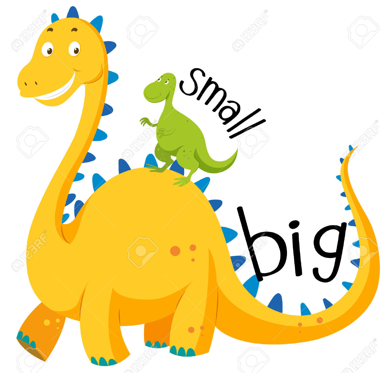 The Big And The Small Clipart 20 Free Cliparts