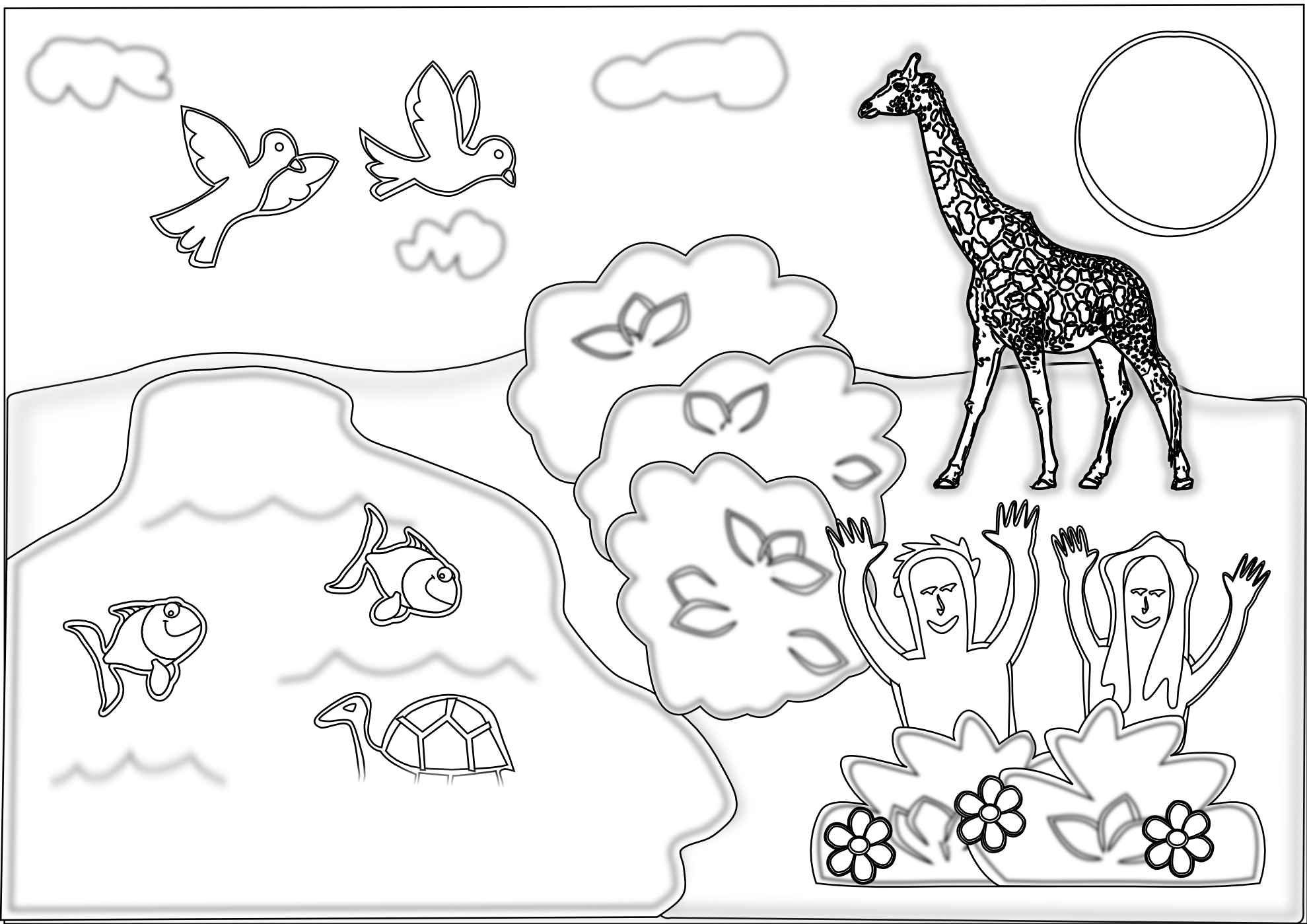 Artistic Creation Clipart 20 Free Cliparts