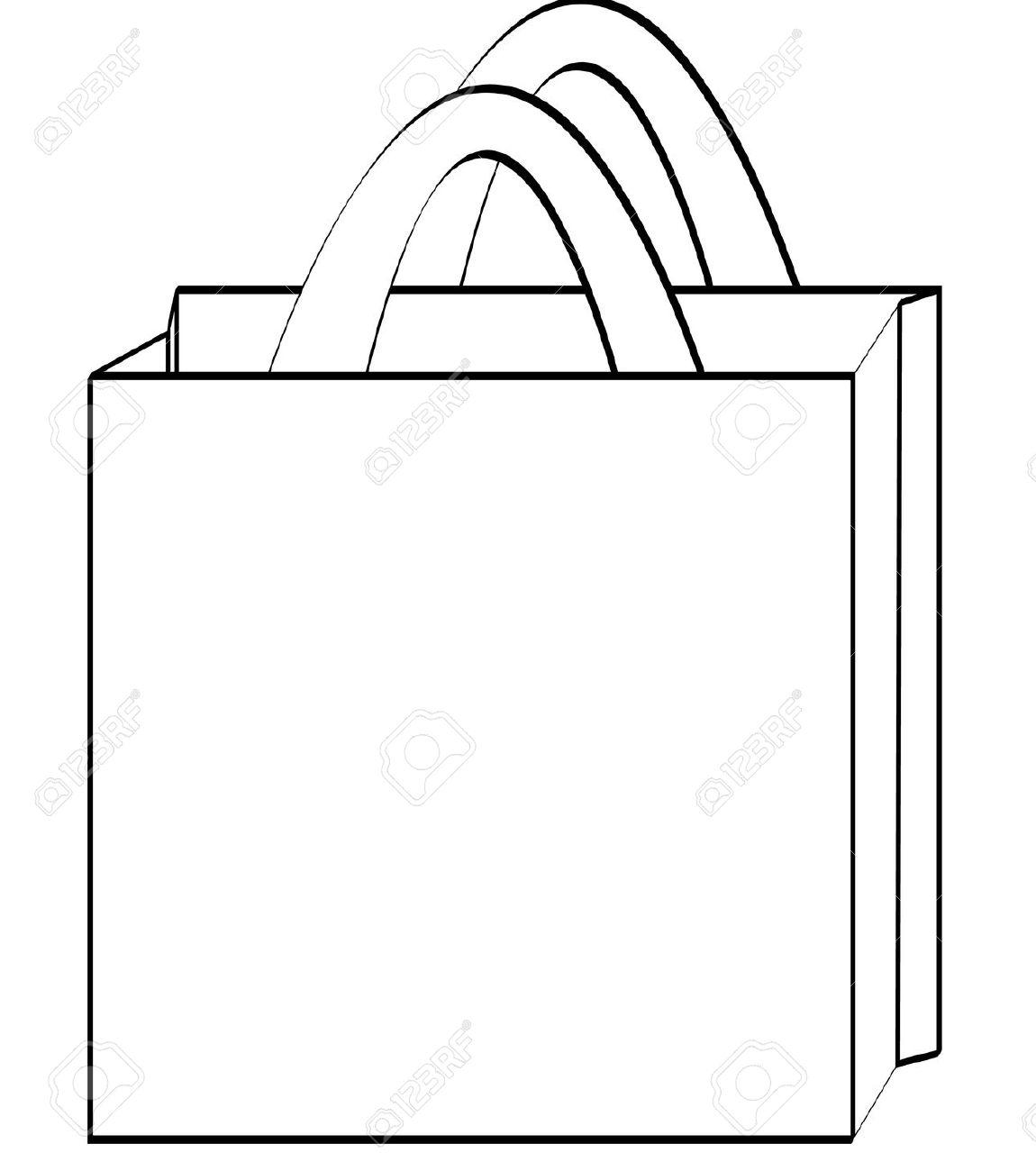 Carrier Bag Clipart