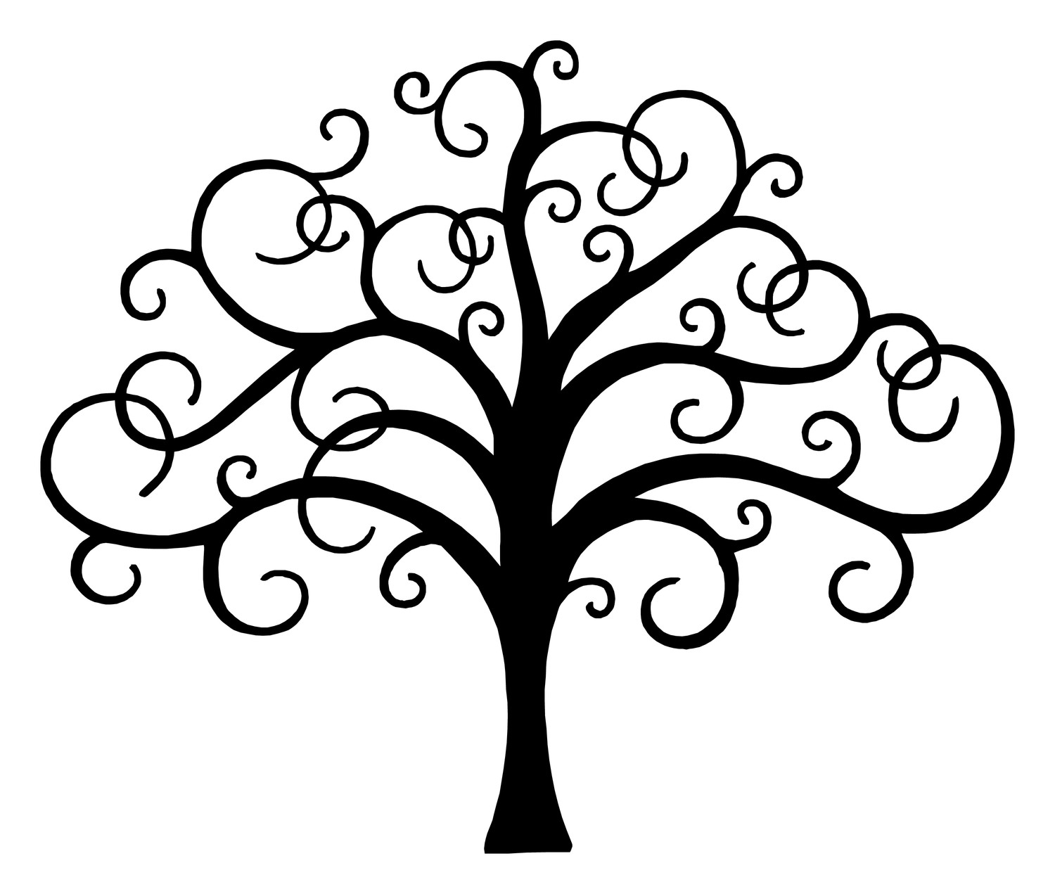 Tree Clipart Of Life
