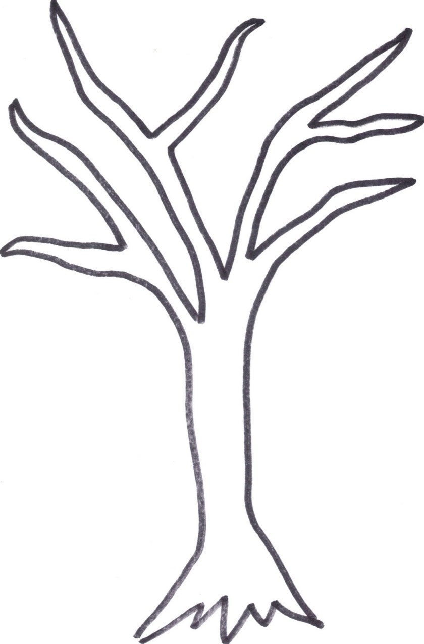 tree trunk clipart black and white 20 free cliparts