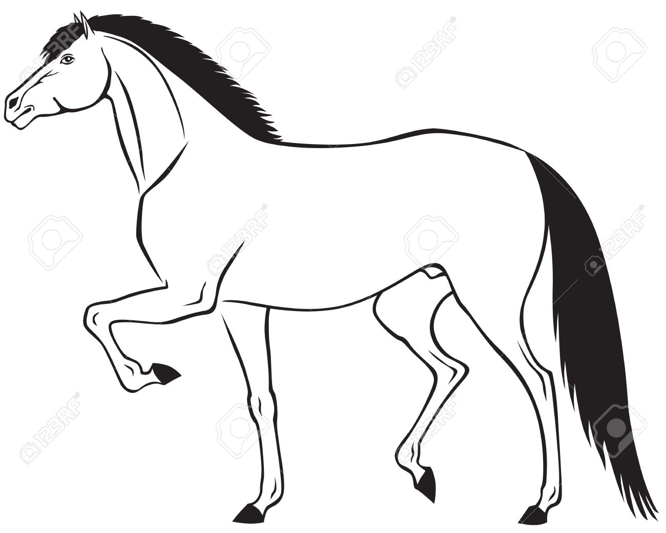 Trotting Clipart 20 Free Cliparts