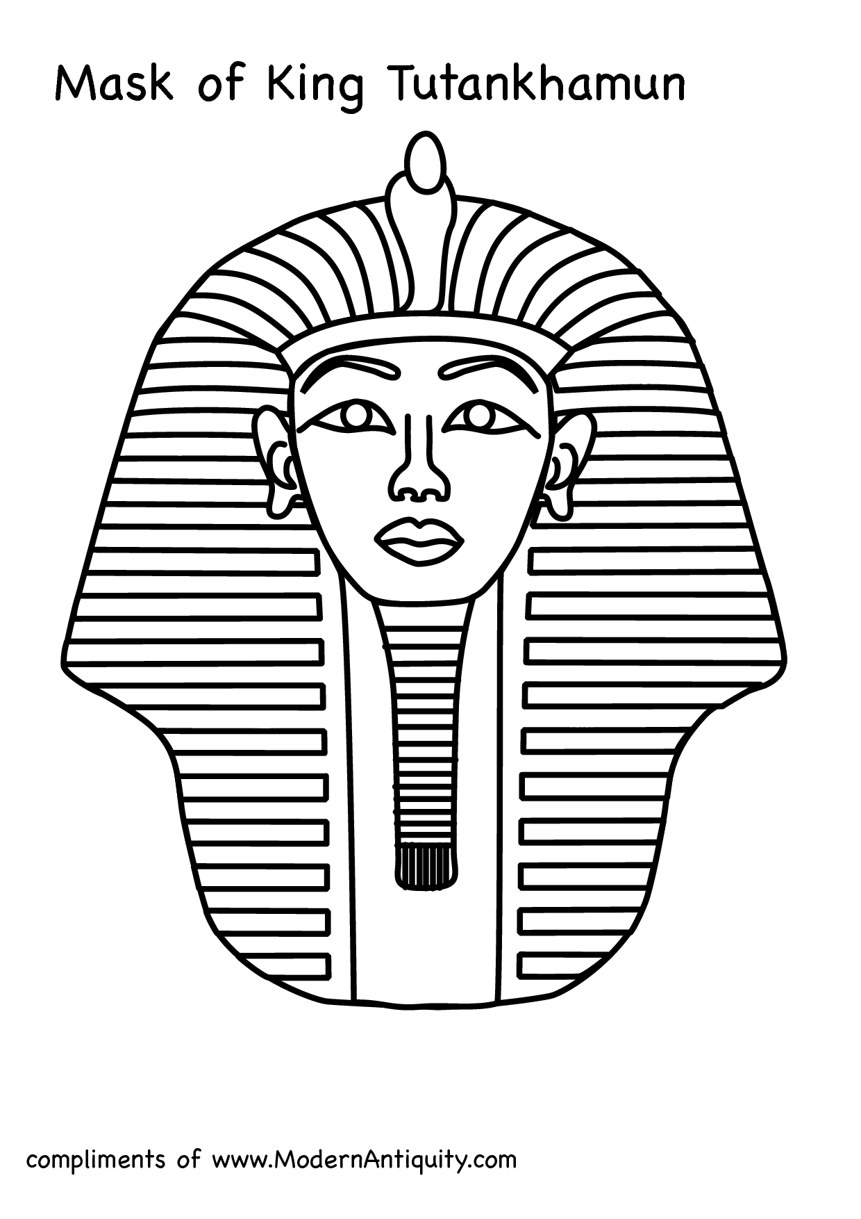 Sphinx Egyptian Template