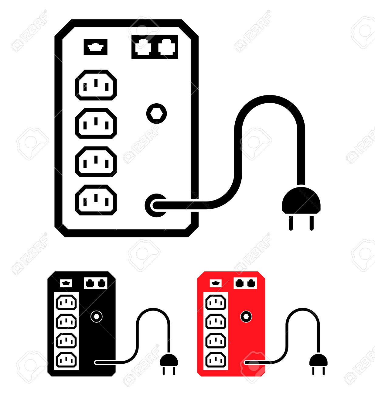 Uninterruptible Power Supply Clipart 20 Free Cliparts