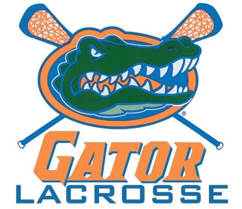 Logo Gators Florida Softball