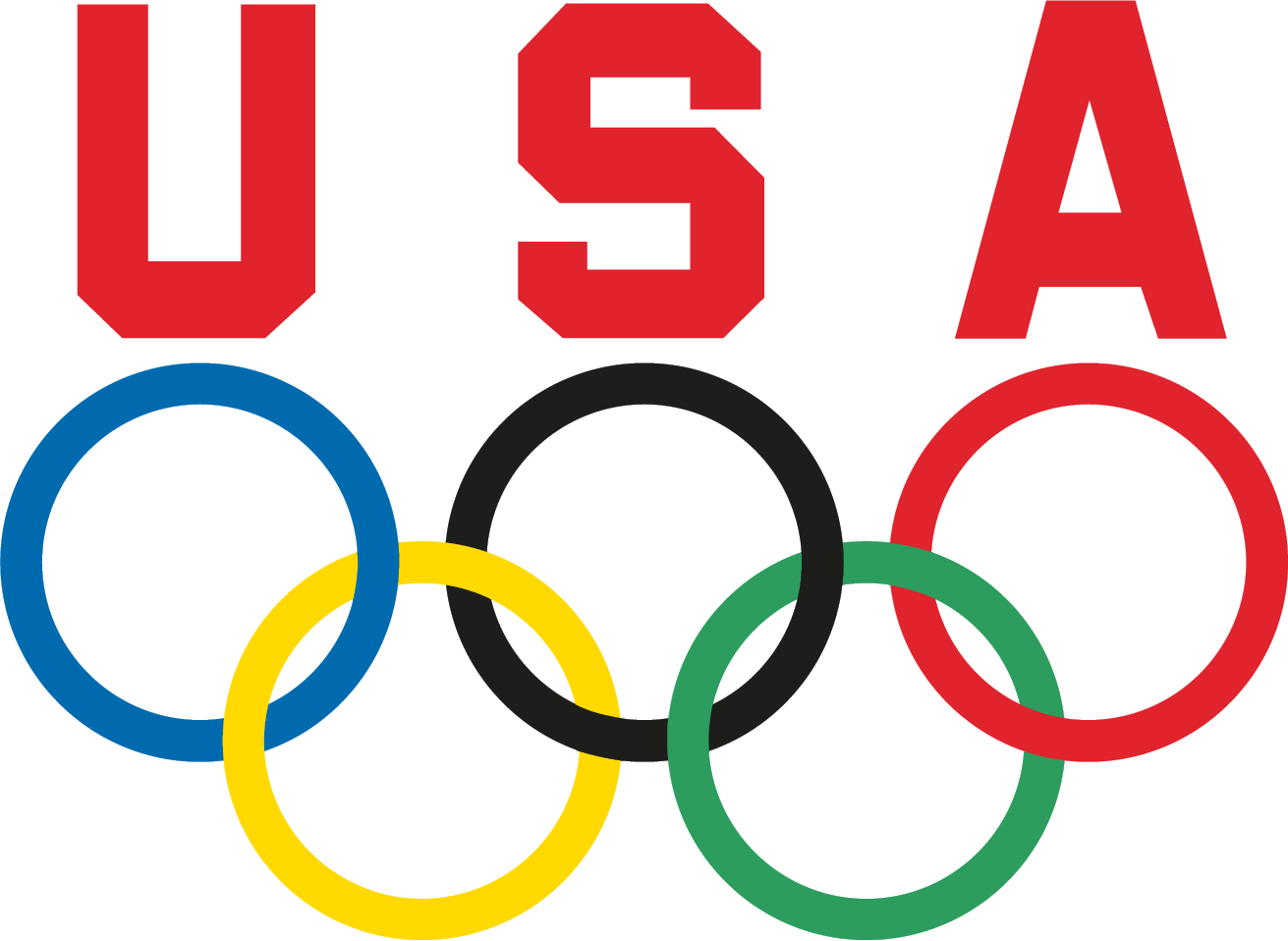 Usa Olympic Logo 10 Free Cliparts