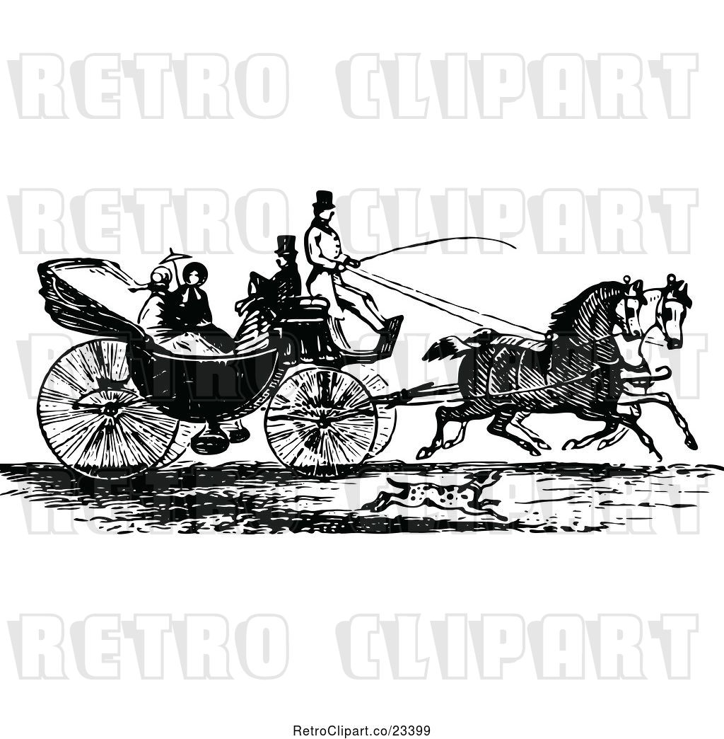 Vintage Carriage Clipart 10 Free Cliparts