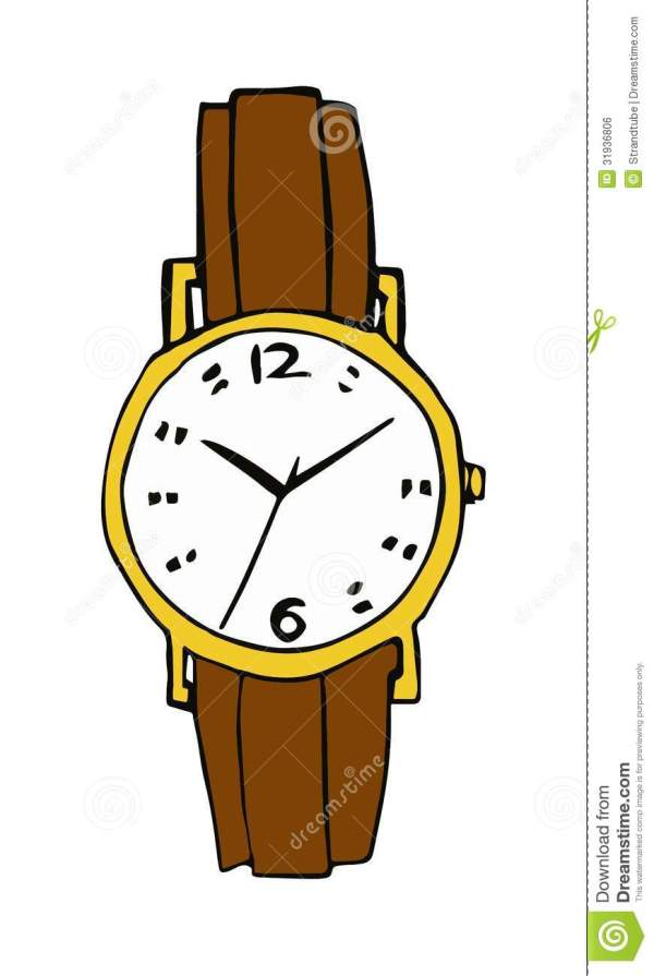 Wrist watches clipart - Clipground