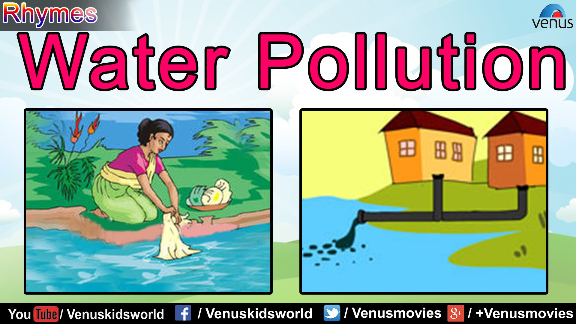 Water Pollution For Kids Clipart 20 Free Cliparts