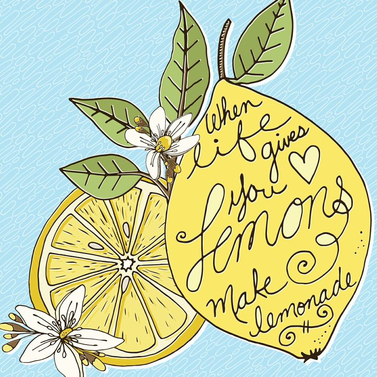 Weird Lemon Tree Clipart Clipground