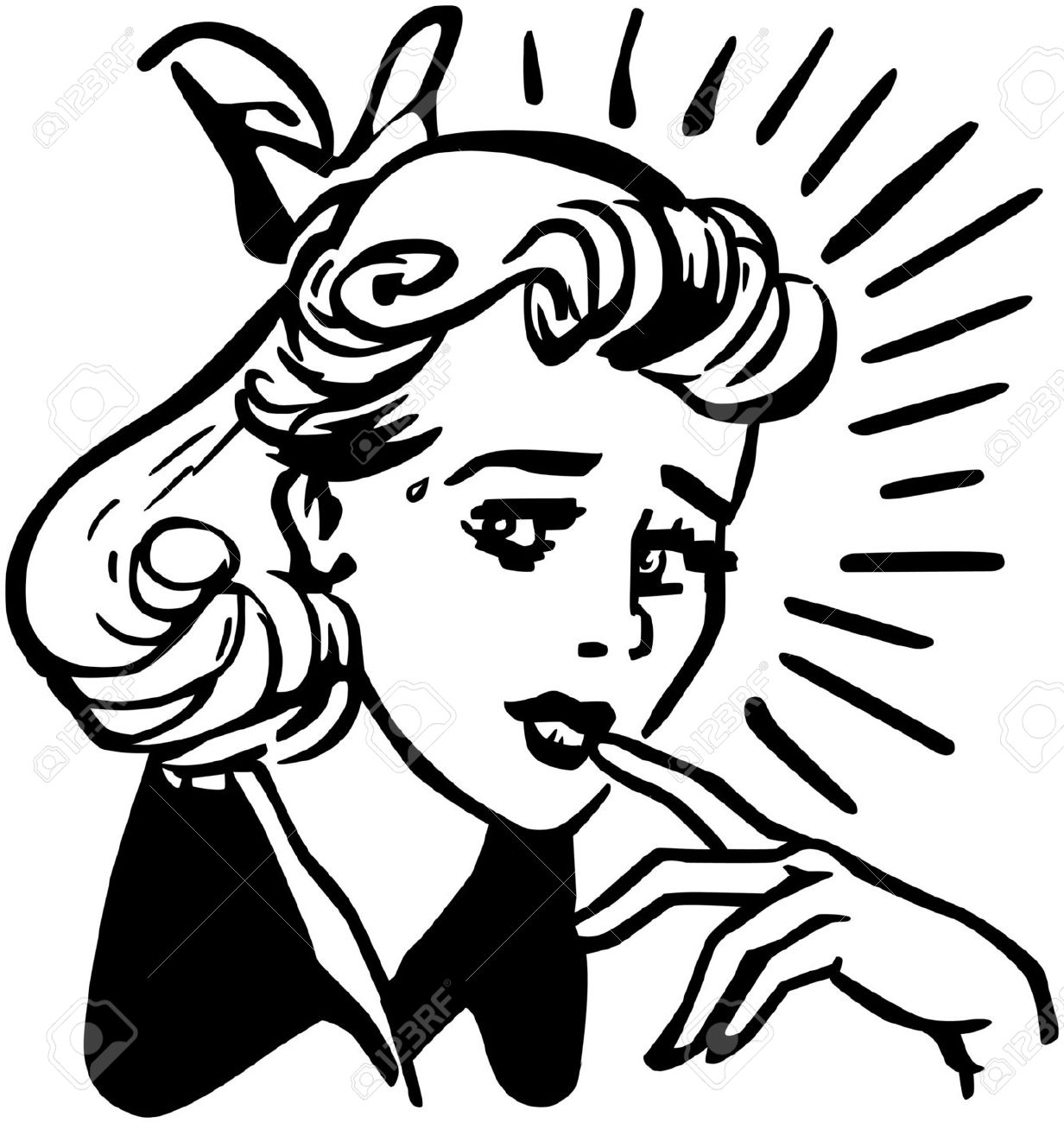 Worried Clipart 20 Free Cliparts