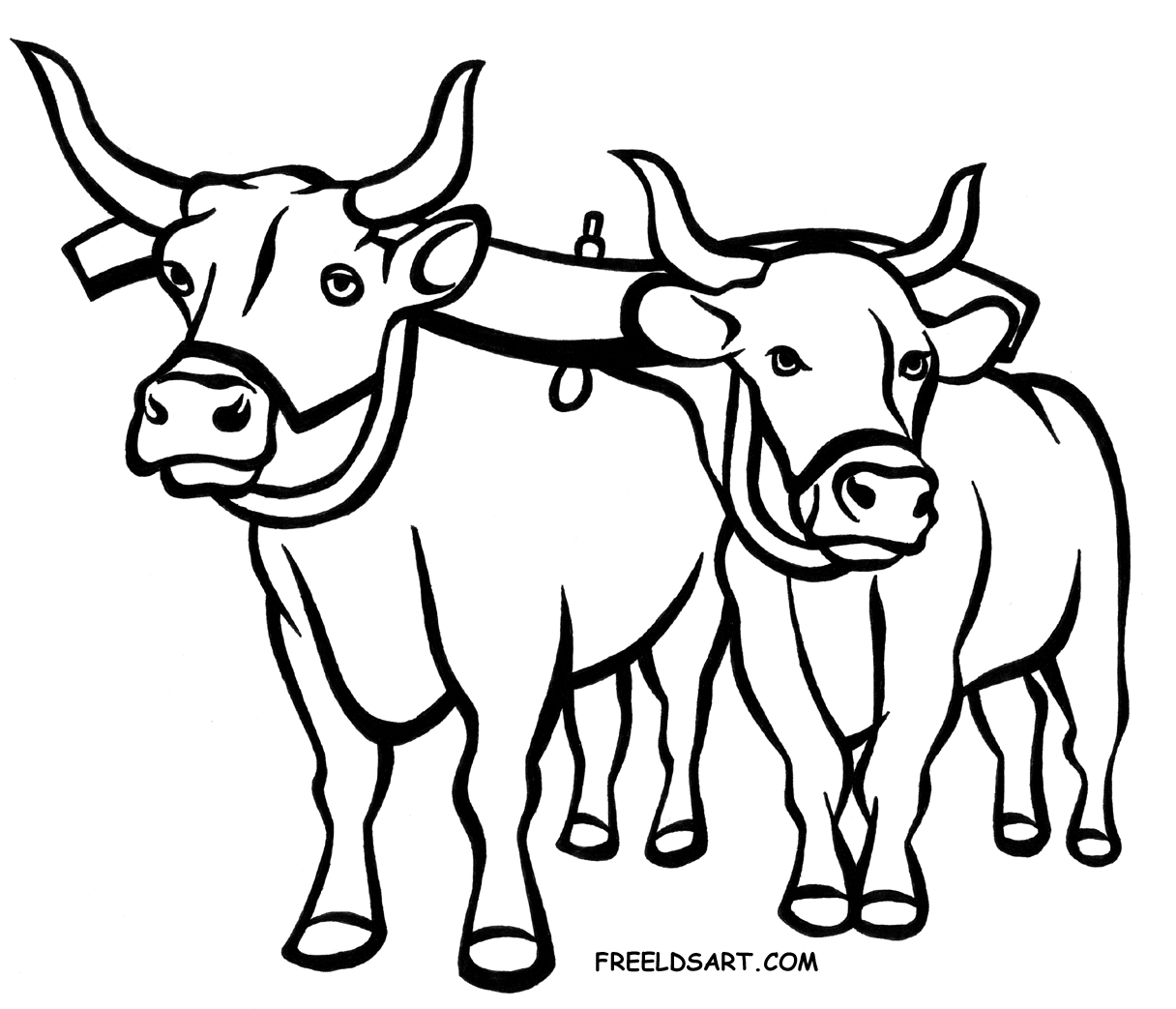 Oxen Clipart 20 Free Cliparts